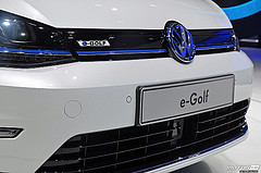 e-golf photo