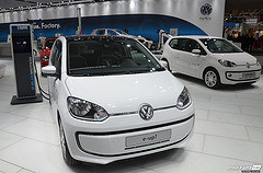 vw e-up photo