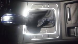 Golf GTE gearstang