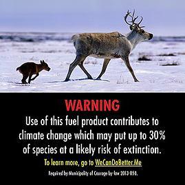 Advarsel mod benzin