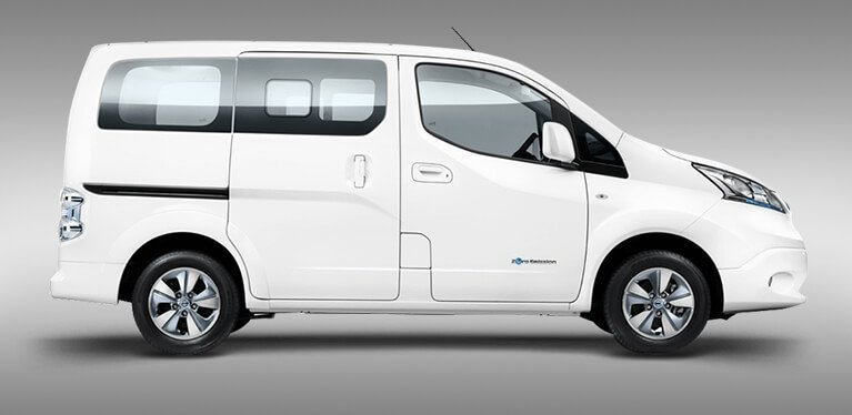 nissan e nv200 evalia elbil elbilblog. Black Bedroom Furniture Sets. Home Design Ideas