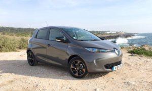 Renault Zoe 2017 længere rækkevidde men kan ikke leases