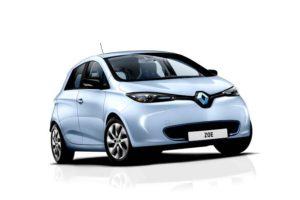 Renault Zoe kører nu op til 300 km på en opladning