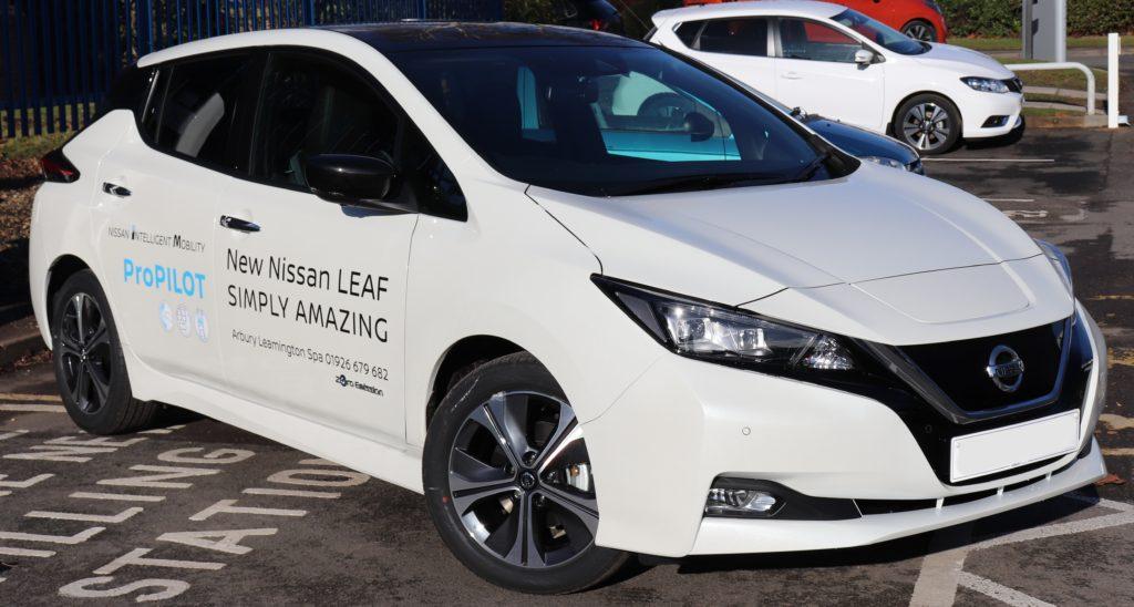 Nissan Leaf 2018 Tekna